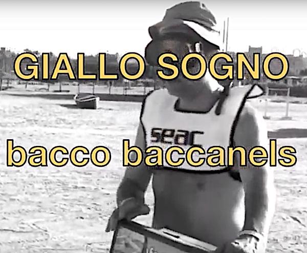 Ciao Giallo Sogno: il video