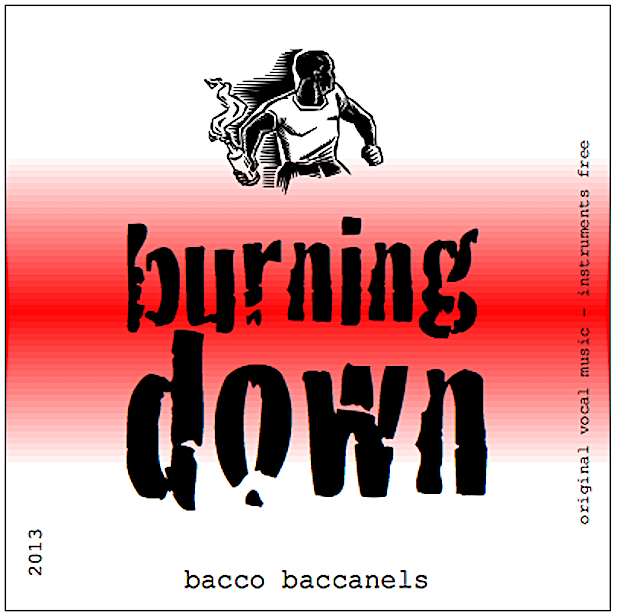Burning down: la canzone