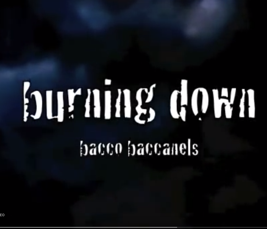 Burning down – video