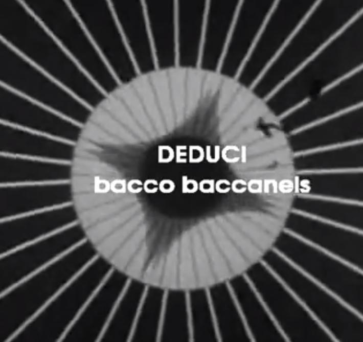 Deduci (Deduce) – video