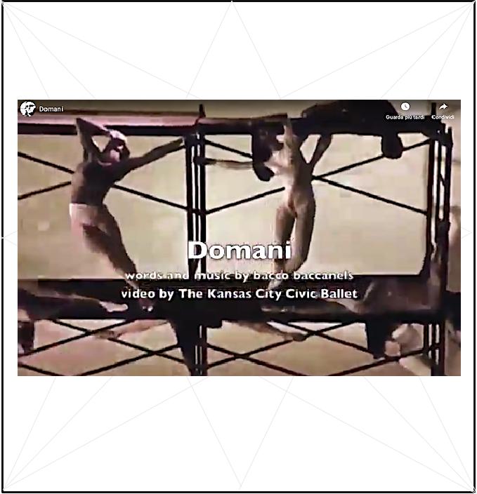 Domani (Tomorrow): video