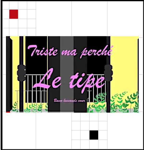 """""""Le Tipe"""" sing Triste ma perché"""