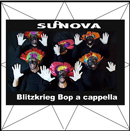 Suonova: a cappella Blitzkrieg Bop